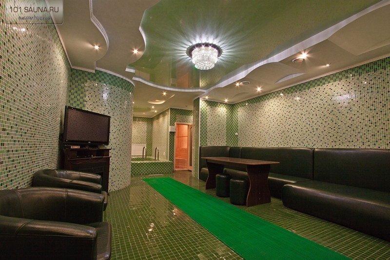 Зеленый зал фото