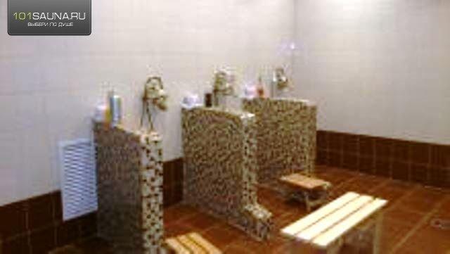 Заводская женская баня фото 113-866