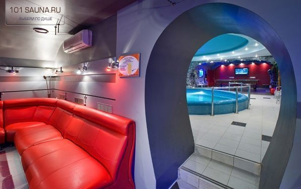 сауна в екатеринбурге подводная лодка